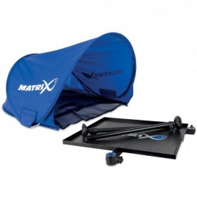 Matrix 3D 6 Box Side Tray with Cover