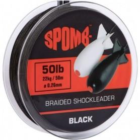 Spomb Braided leader 22kg / 50lb