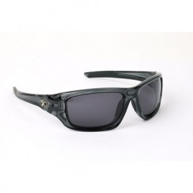 Matrix Glasses - Wraps Trans black / gr