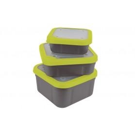Matrix Grey/Lime Bait Box (Perforated Lid)