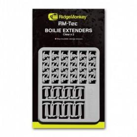 RidgeMonkey Boilie Hair Extenders Clear