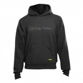 RidgeMonkey APEarel Dropback MicroFlex Hoody - Grey