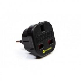RidgeMonkey Vault UK 3 Pin to EU 2 Pin Adapter