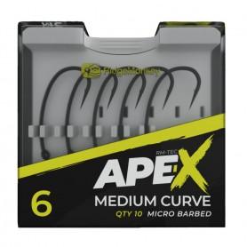 RidgeMonkey Ape-X Medium Curve Hooks