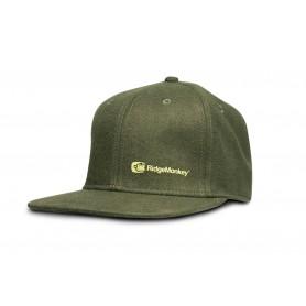 RidgeMonkey APEarel Dropback Snapback Cap - Green