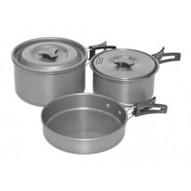 Trakker Armolife 3 Pce Cookware Set