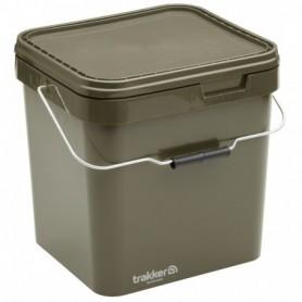 Trakker 17 Ltr Olive Square Container
