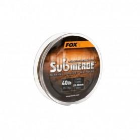 Fox Submerge Sinking Braided Mainline 600m