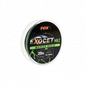Fox Exocet MK2 marker braid 20lbx3