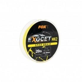 Fox Exocet Mk2 Spod braid 20lbx300
