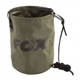 Fox Collapsable water bucket inc r