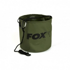 Fox Collapsable LGE water bucket inc