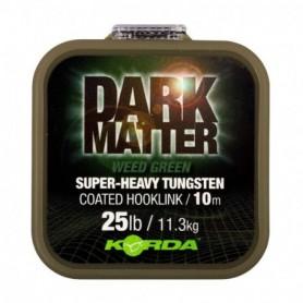 Korda Dark Matter Tungsten Coated Braid 10m