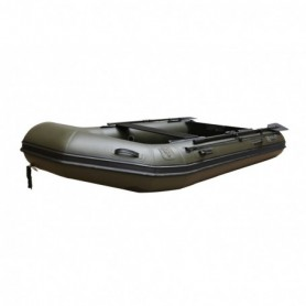 Fox 290 Green Boat with Ali Floor