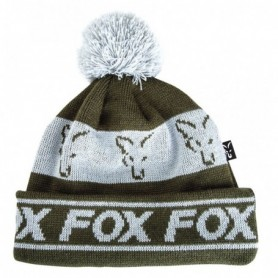 Fox Green/Silver - Lined Bobble H