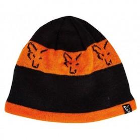 Fox Black/Orange Beanie