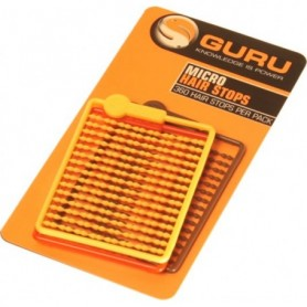 Guru Micro Hair Stops - Red B
