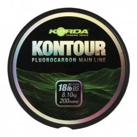 Korda Kontour Fluorocarbon Mainline