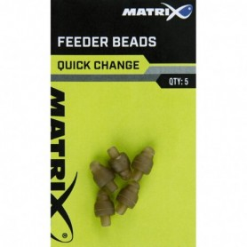 Matrix Quick Change Feeder Beads x 5.